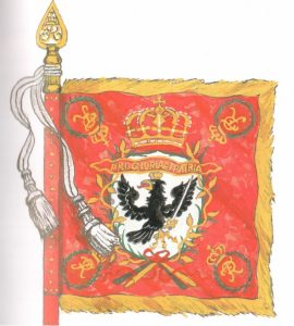 Standarte des Kürassier-Regiments Nr. 7