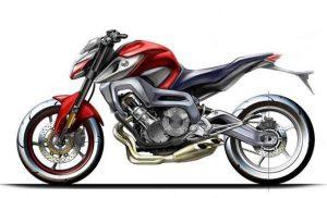 Yamahas neuer 3-Zylinder (Quelle: Yamaha)