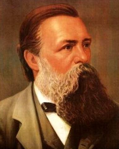 <b>Friedrich Engels</b> - Friedrich-Engels