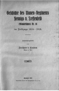 Deckblatt des Buches