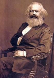 Karl Marx, Fotografie 1875