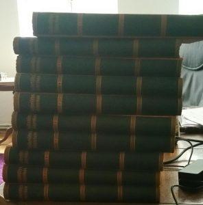 Alle 10 Bände ...
