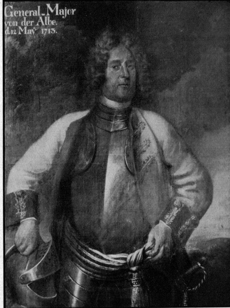 v.d. Albe 1713
